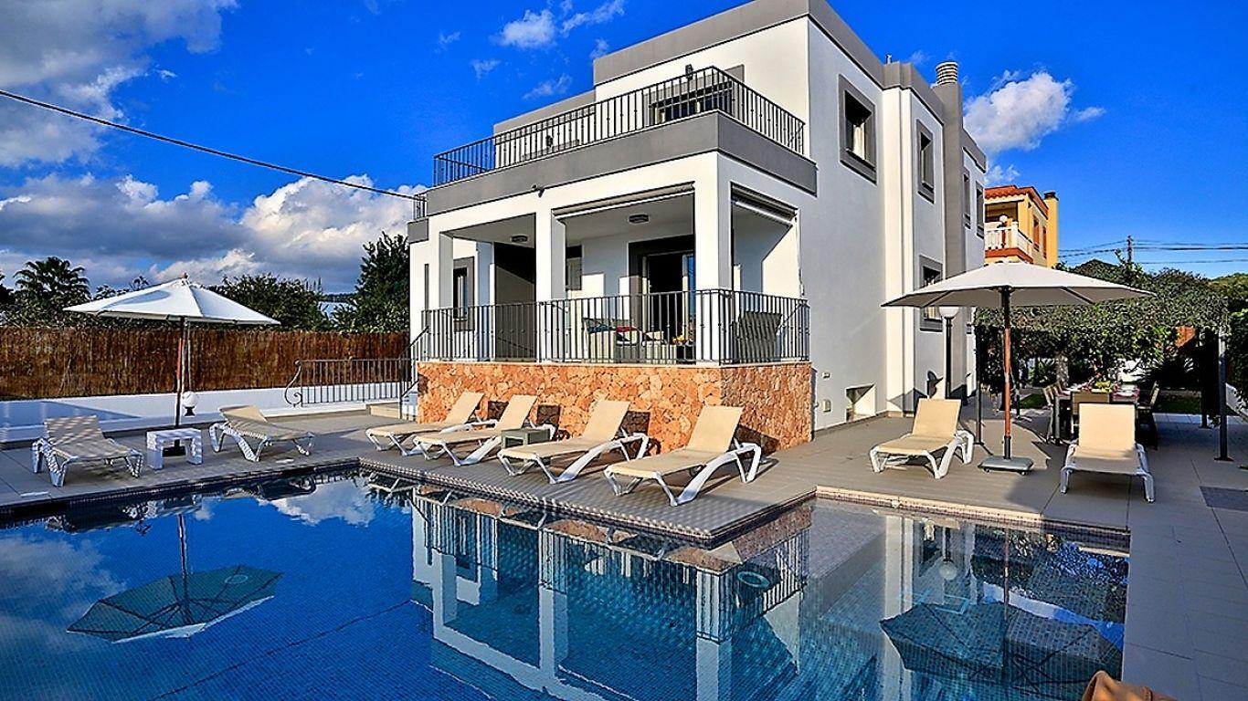 Villa Patricia, Jesus, Ibiza, Spain