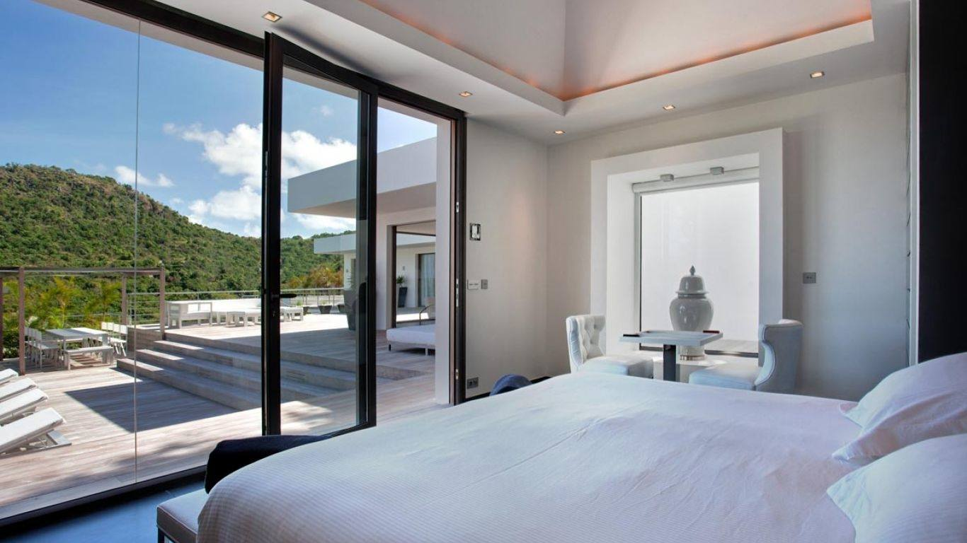 Villa Kimberly, Flamands Beach, St. Barth, France