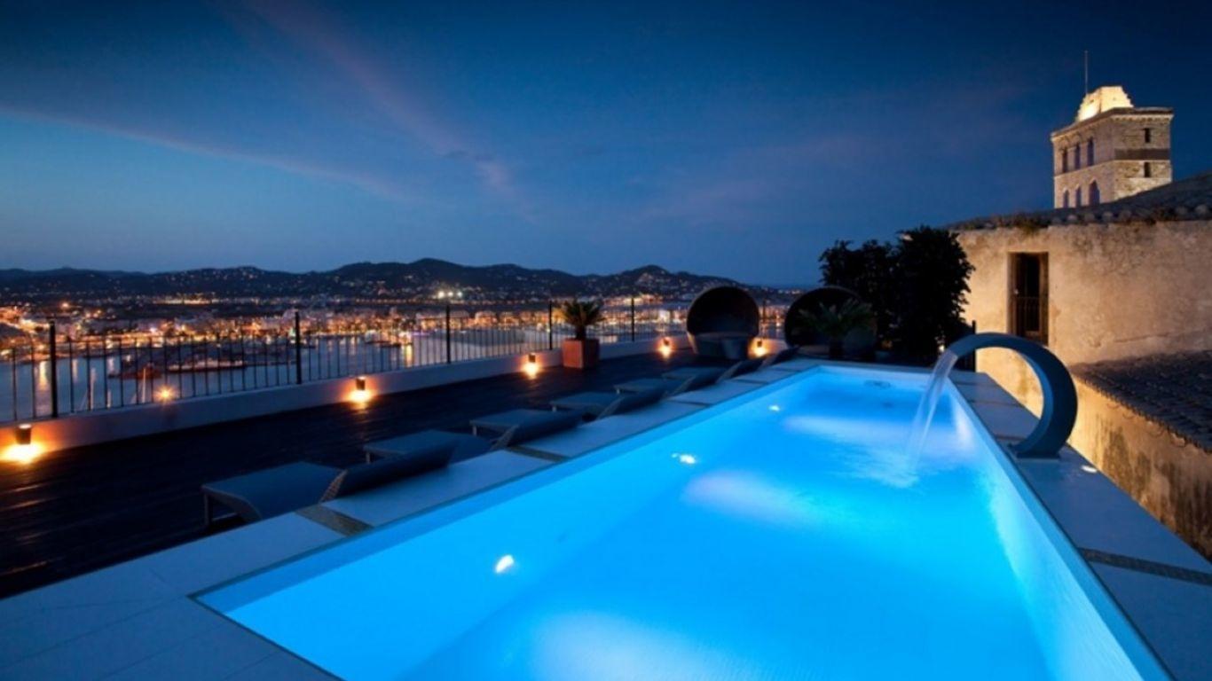 Villa Korra, Dalt Vila, Ibiza, Spain