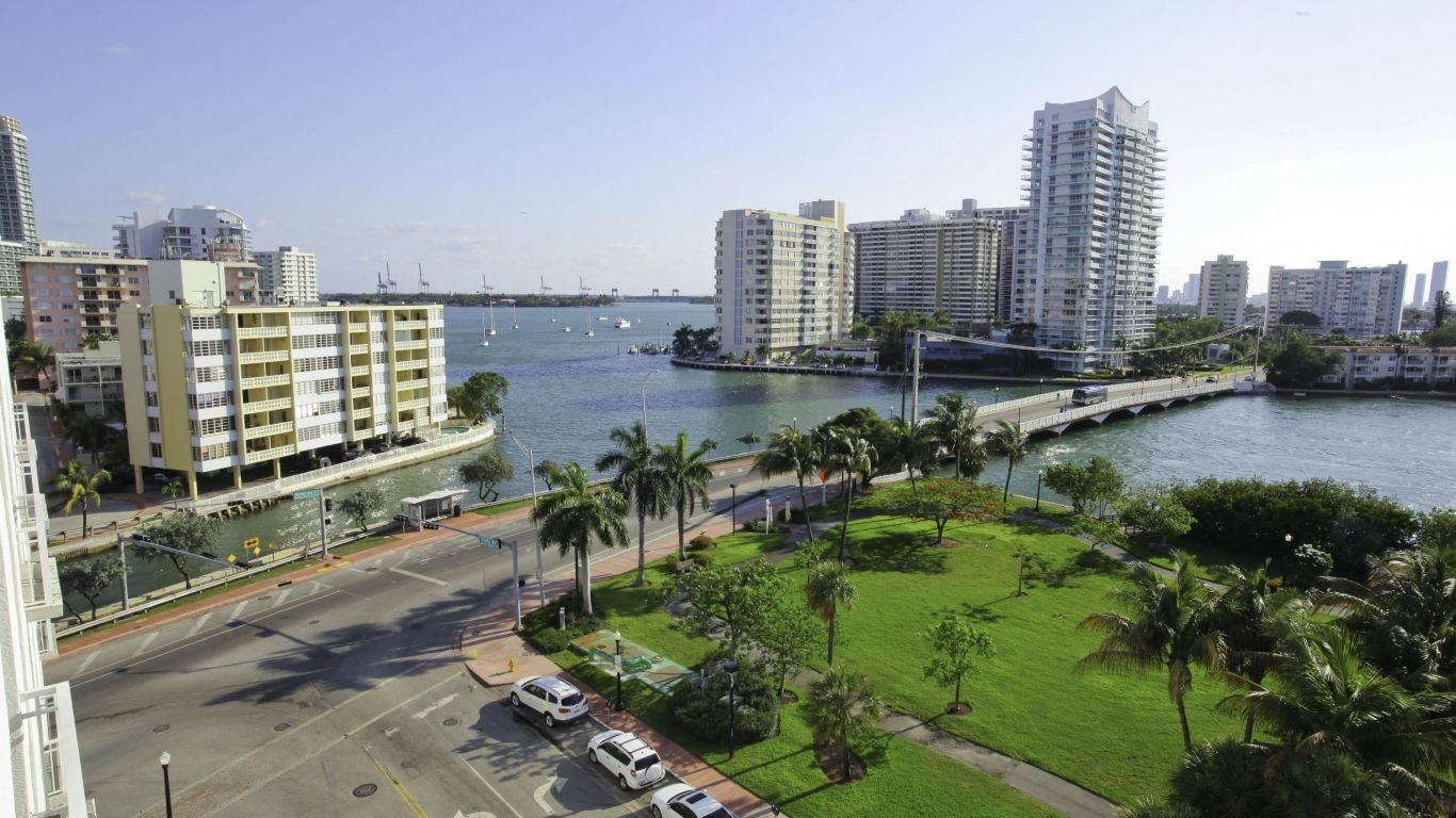 Penthouse Cruz, South Beach, Miami, USA