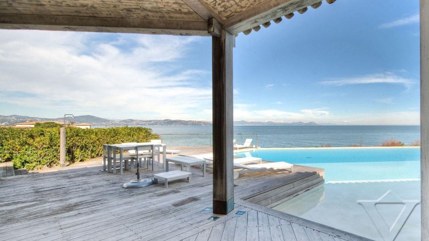 Villa Meribel, Les Parcs, St.Tropez, France