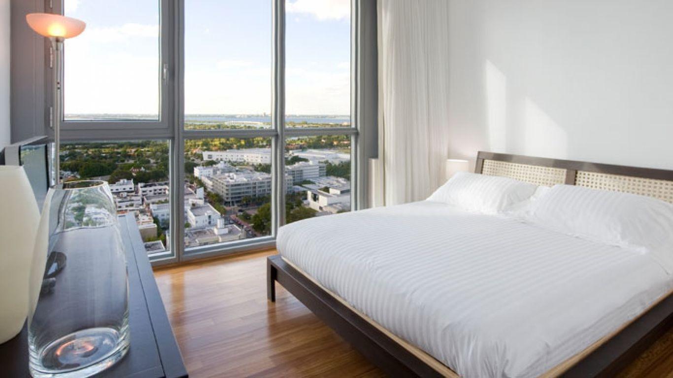 Setai Suite B, South Beach, Miami, USA