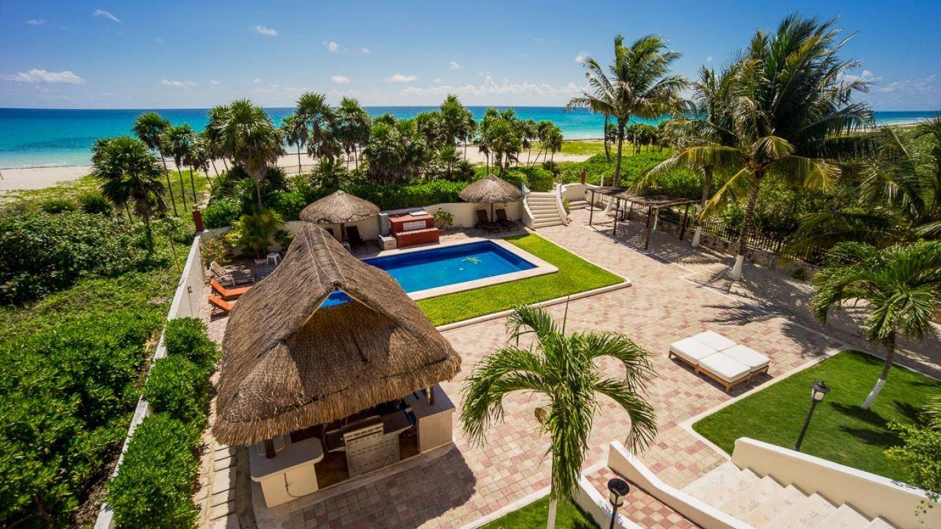Villa Mackenzie, Punta Maroma, Playa del Carmen, Mexico
