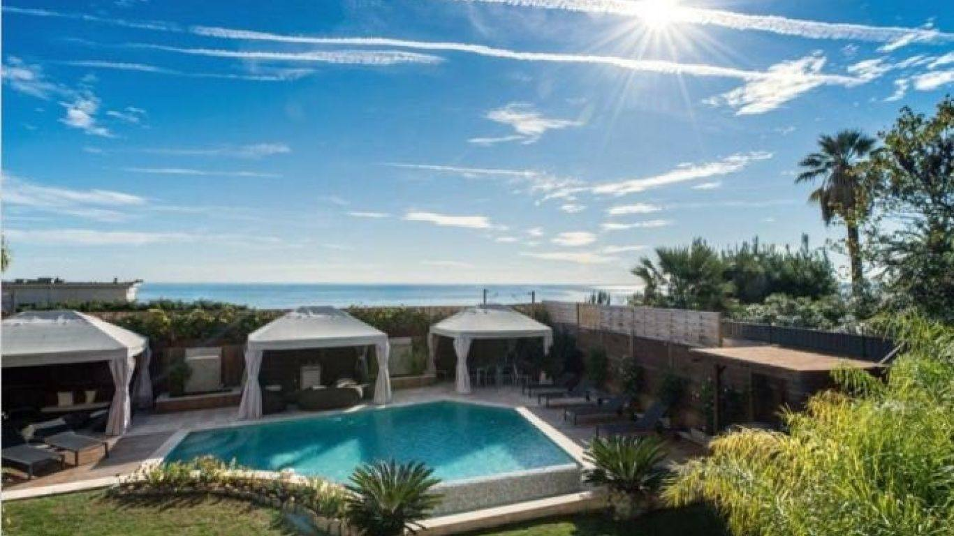 Villa Pearl, Californie, Cannes, France