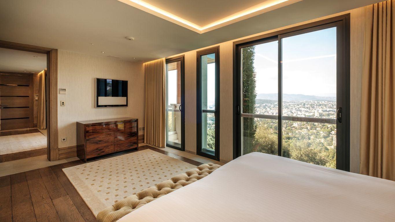 Villa Alang Alang, Californie, Cannes, France