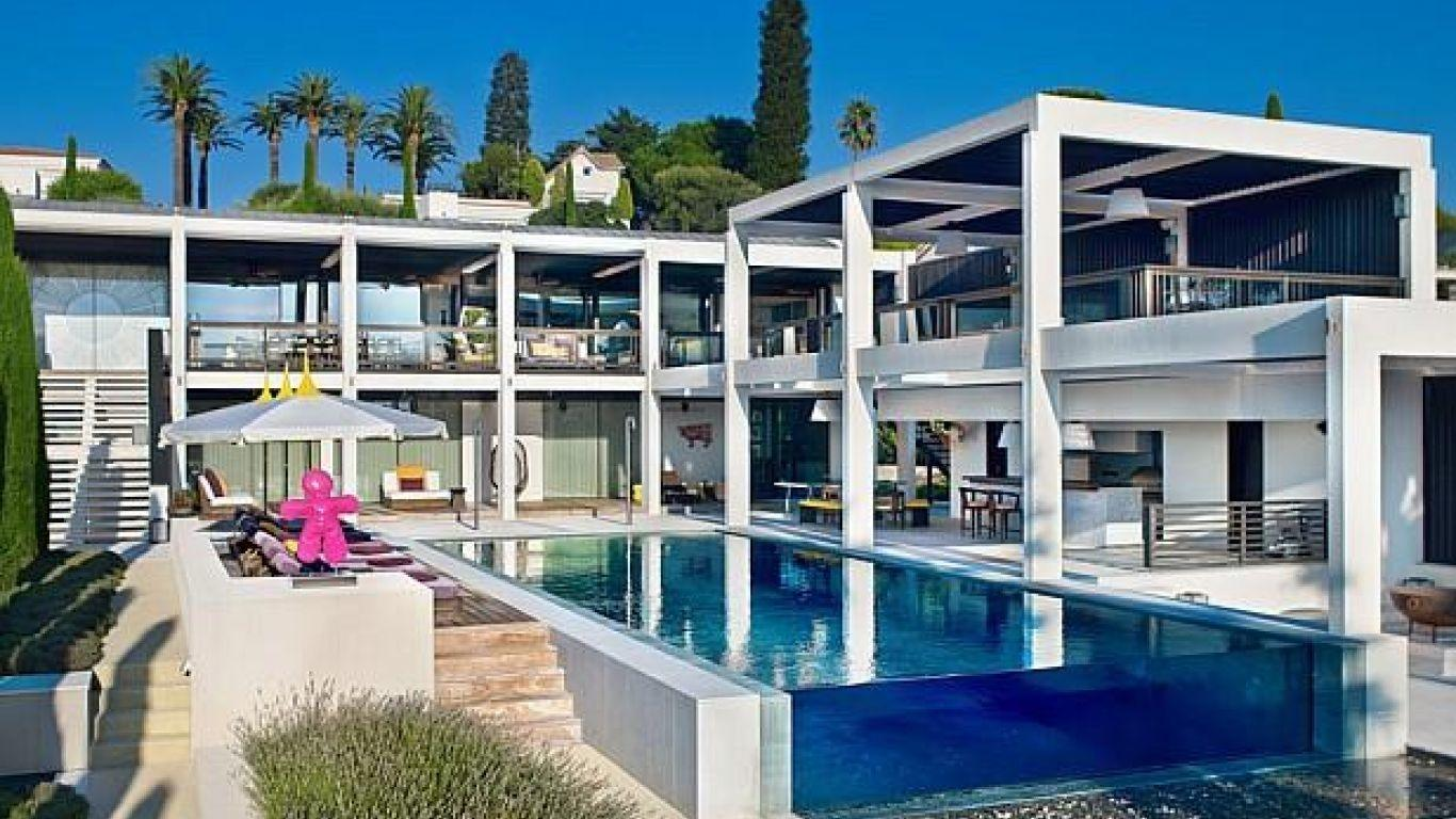 Villa Eugenia, Antibes, Cannes, France
