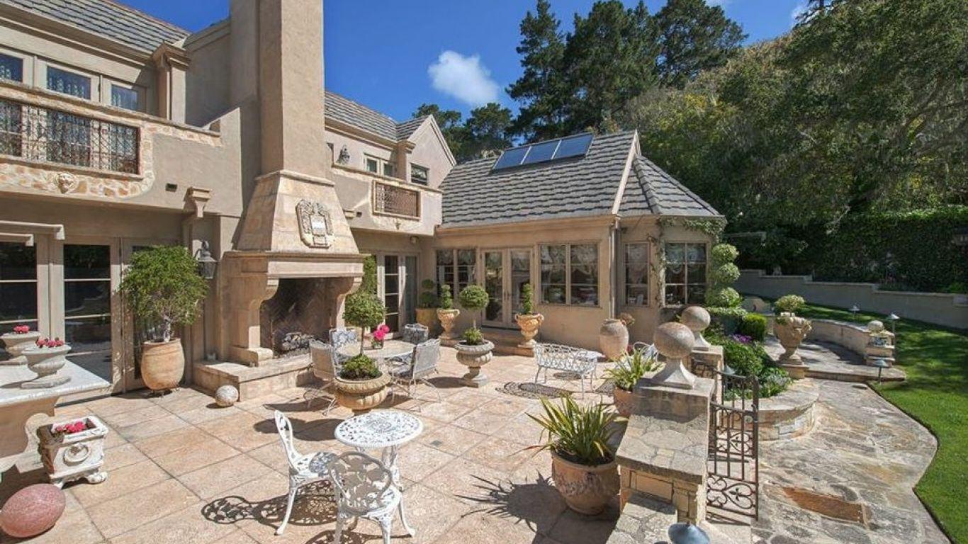 Villa Elle, Pebble Beach, Carmel, USA