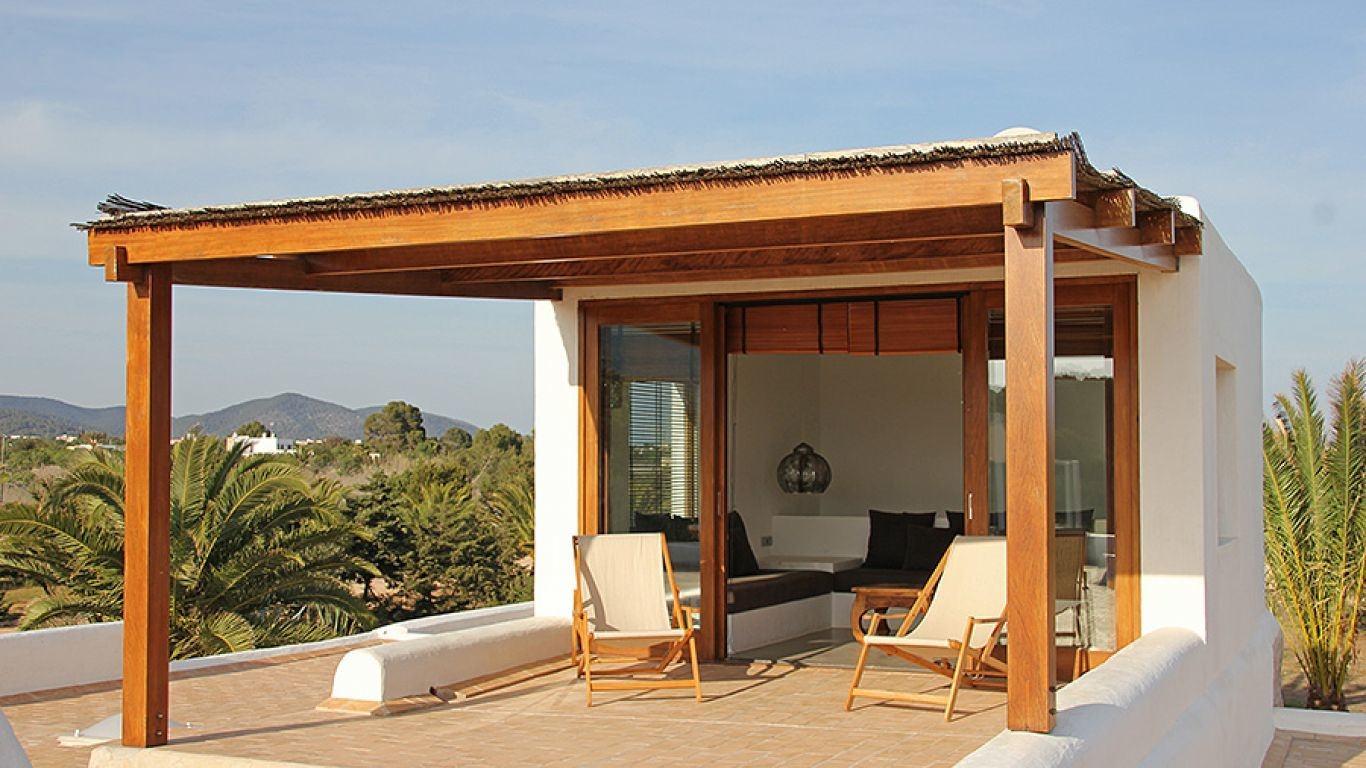 Villa Bonnie, Cala Jondal, Ibiza, Spain