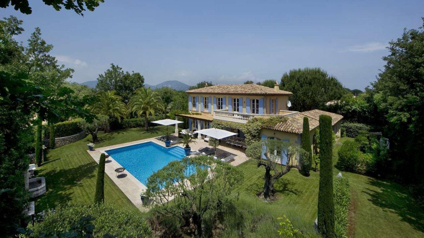 Villa Claire, St. Tropez, St. Tropez, France