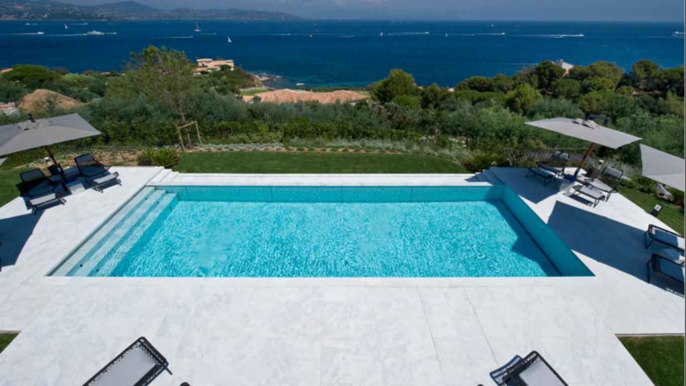 Villa Faina, Les Parcs, St.Tropez, France