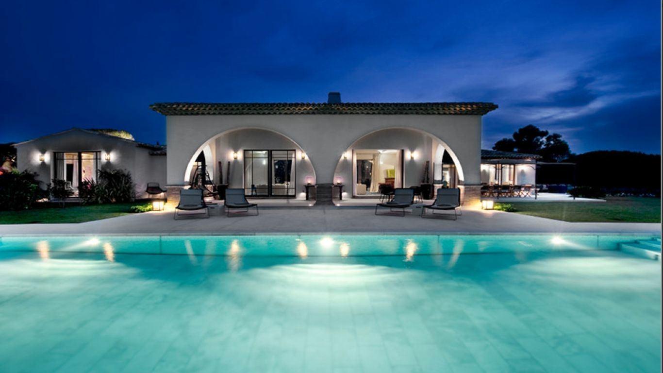 Villa Faina, Les Parcs, St. Tropez, France