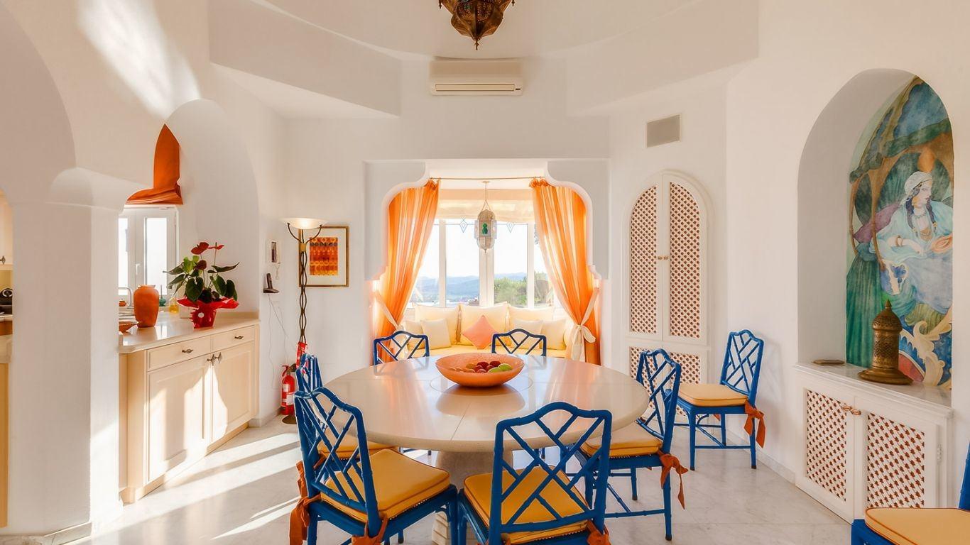 Villa Lucia, Sant Joan de Labritja, Ibiza, Spain