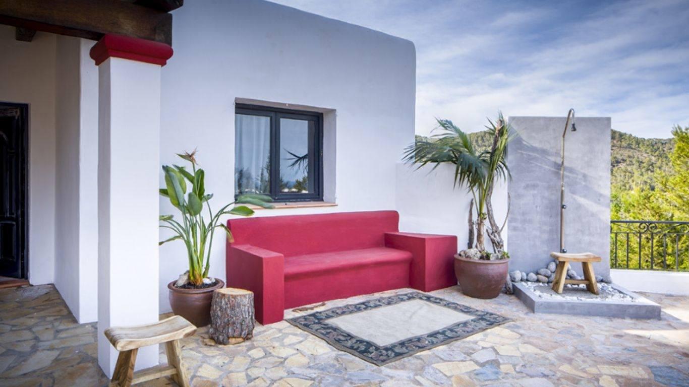 Villa Dalia, San Joseph / San Jorge, Ibiza, Spain