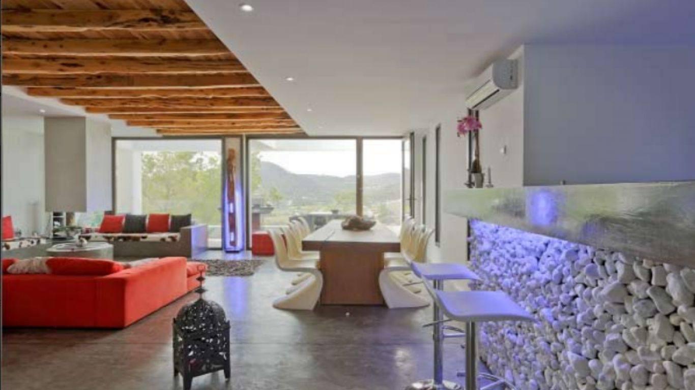 Villa Reina, Cala Llonga, Ibiza, Spain