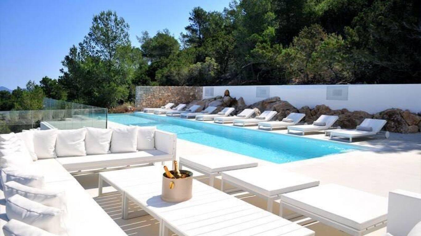 Villa Arya, Cala Vedella, Ibiza, Spain