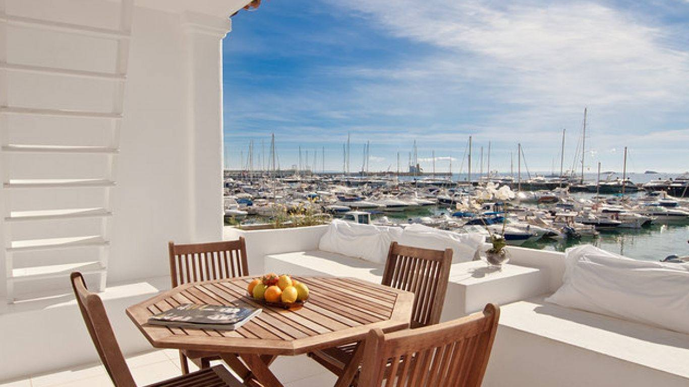 Apartment Dain, Marina Botafoch, Ibiza, Spain