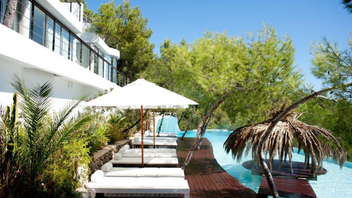 Villa Roca, Sa Carroca, Ibiza, Spain