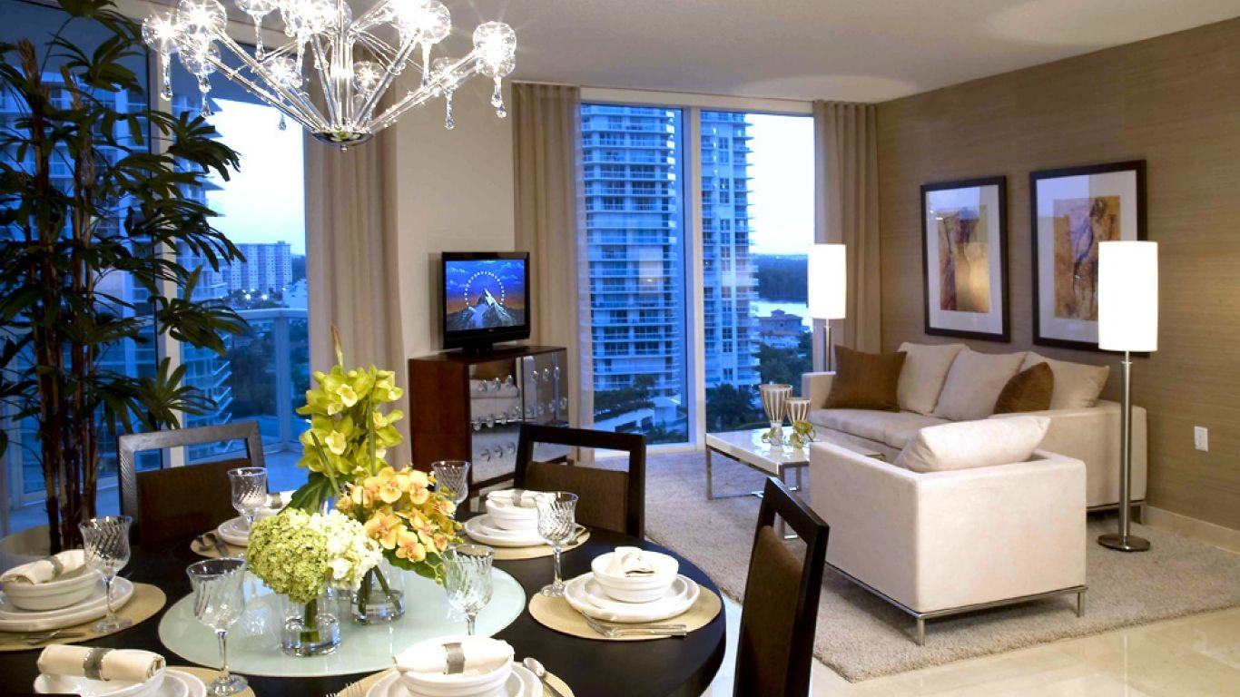 Apartment Jasper, Sunny Isles, Miami, USA