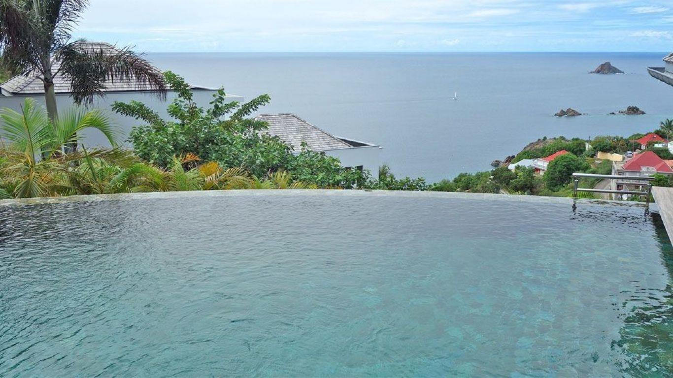 Villa Zacharia, Lurin, St. Barth, France