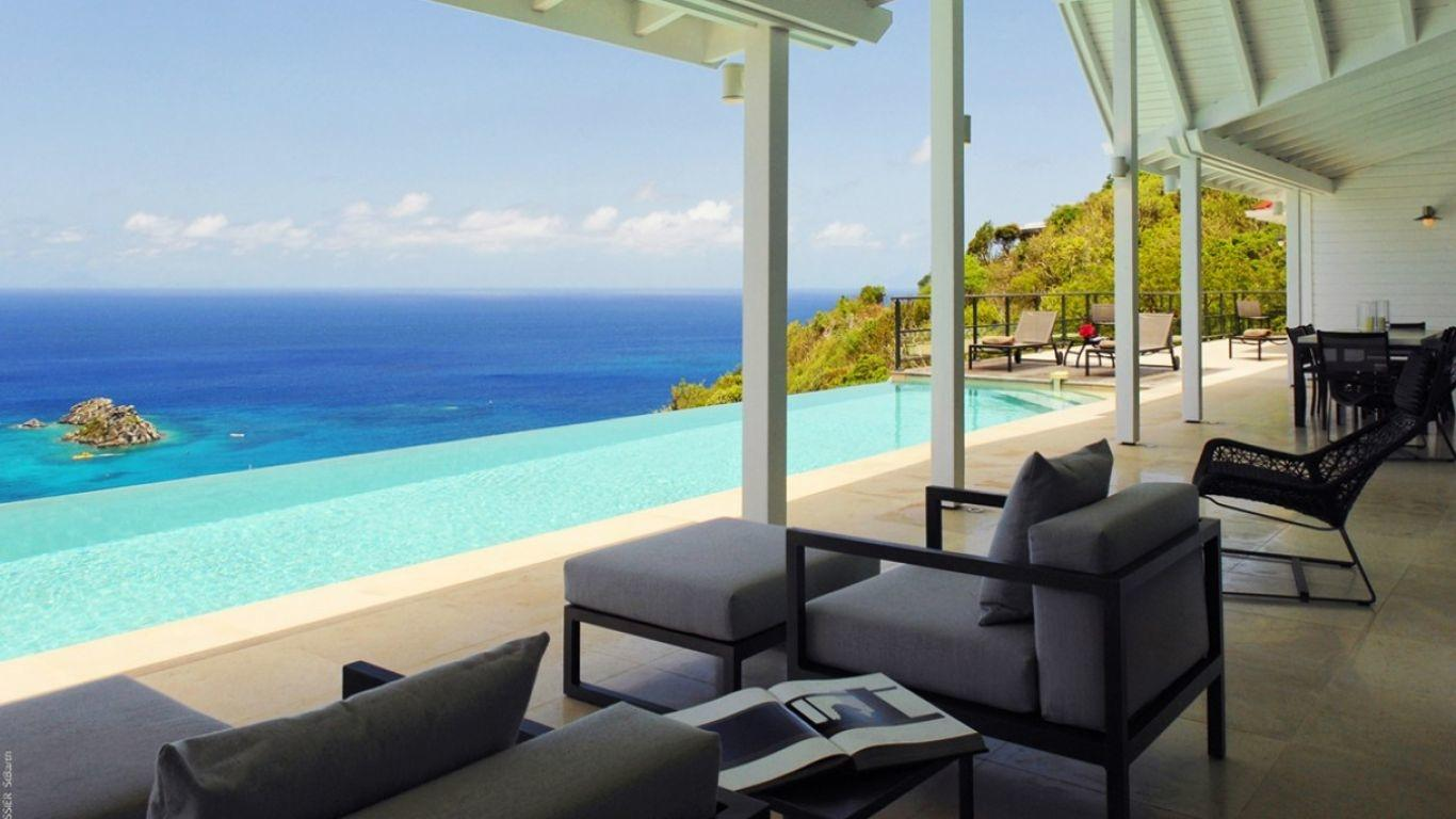 Villa Tala, Colombier, St. Barth, France