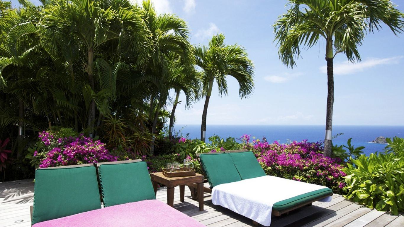 Villa Leilani, Colombier, St. Barth, France