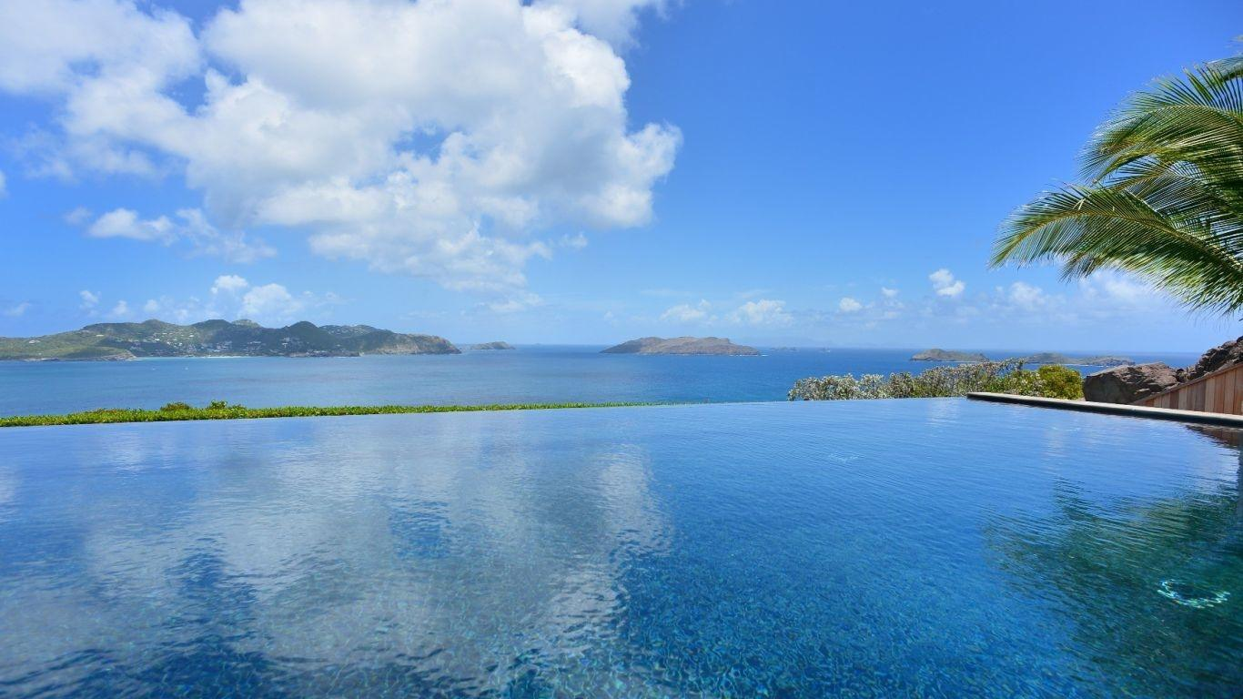 Villa Tzuriya, Pointe Milou, St. Barth, France