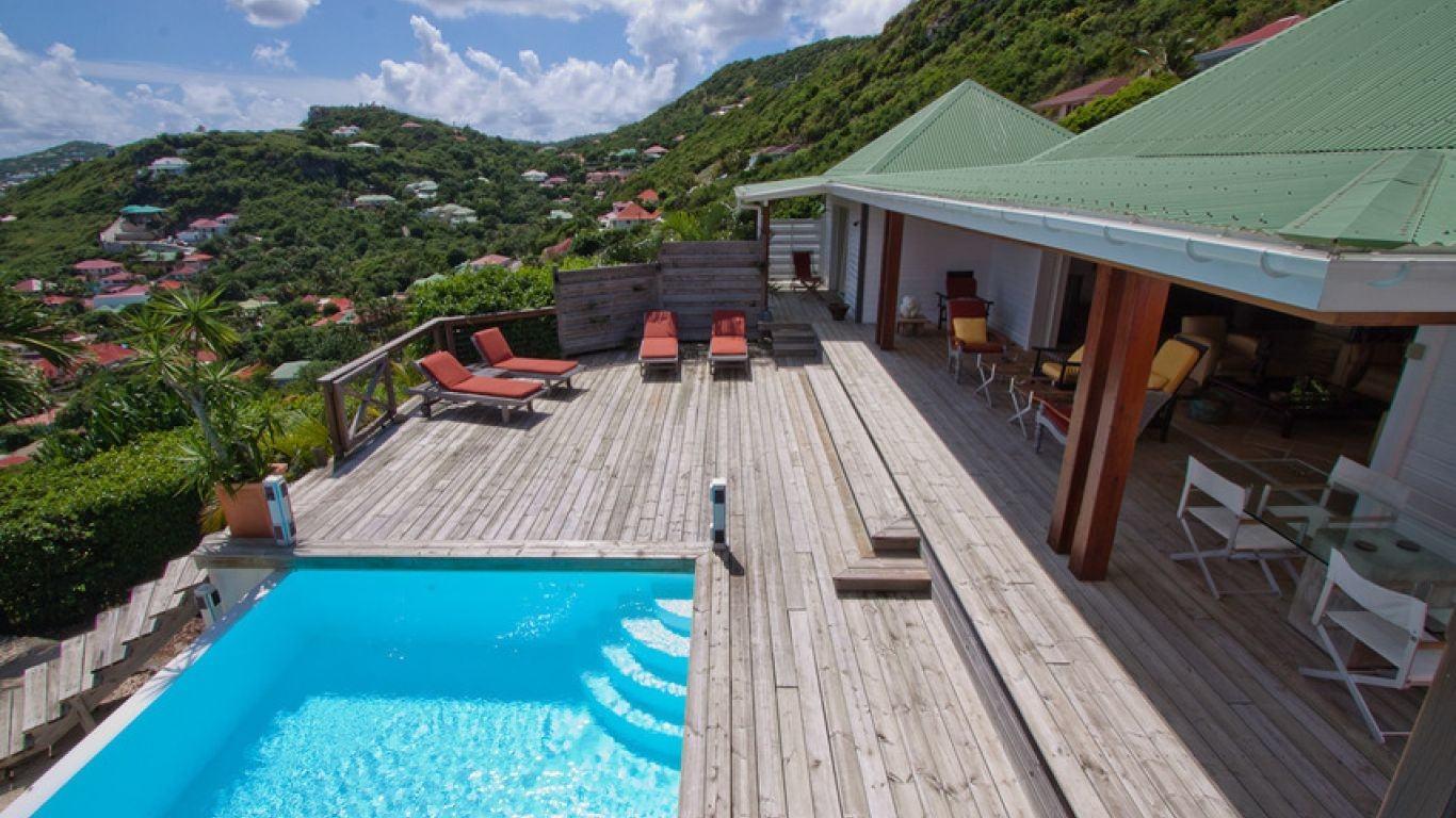 Villa Fanny, Anse des Cayes, St. Barth, France