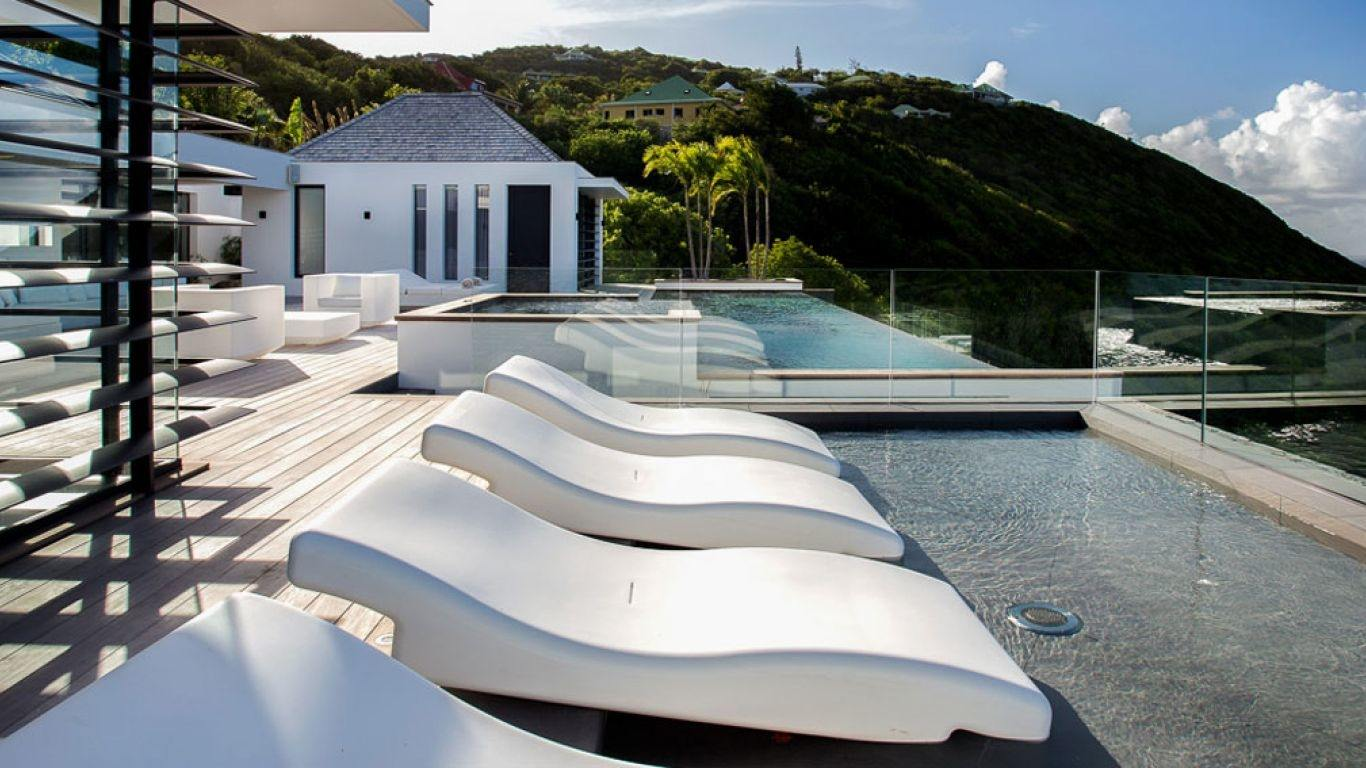 Villa Melinda, Colombier, St. Barth, France