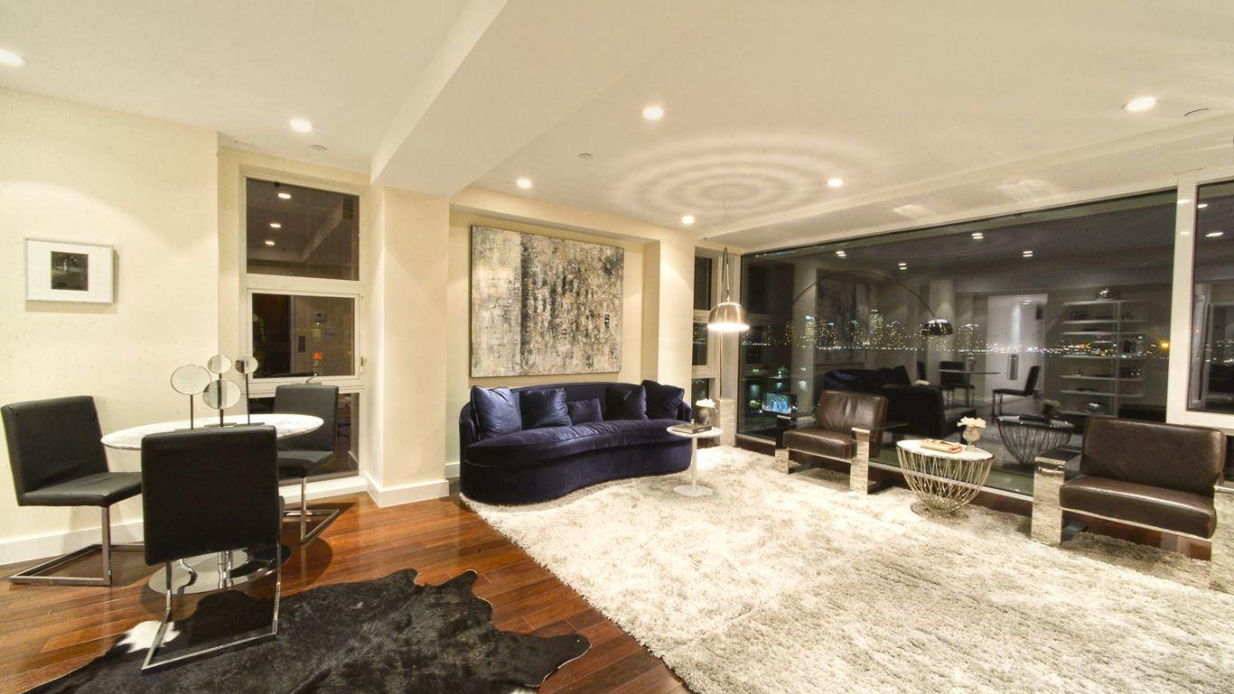 Penthouse Nicholas, West Village, New York, USA