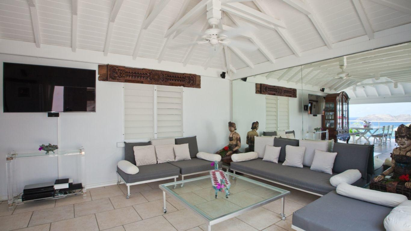 Villa Melody, St. Jean Beach, St. Barth, France