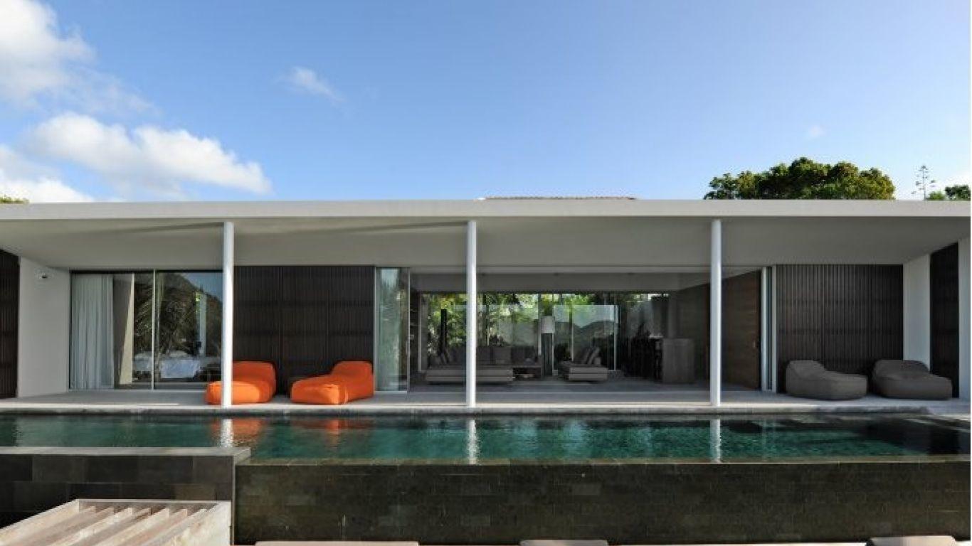 Villa Isla, Anse des Cayes, St. Barth, France