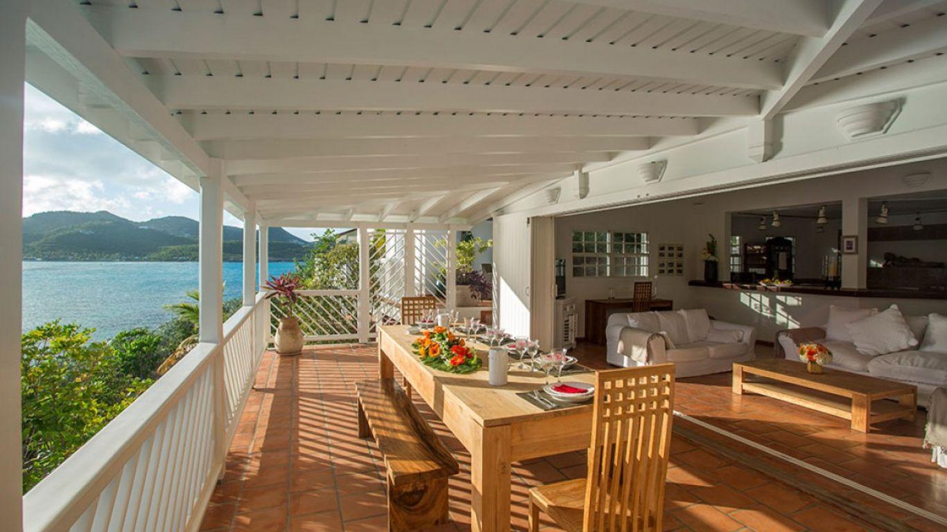 Villa Amalia, St. Jean Beach, St. Barth, France