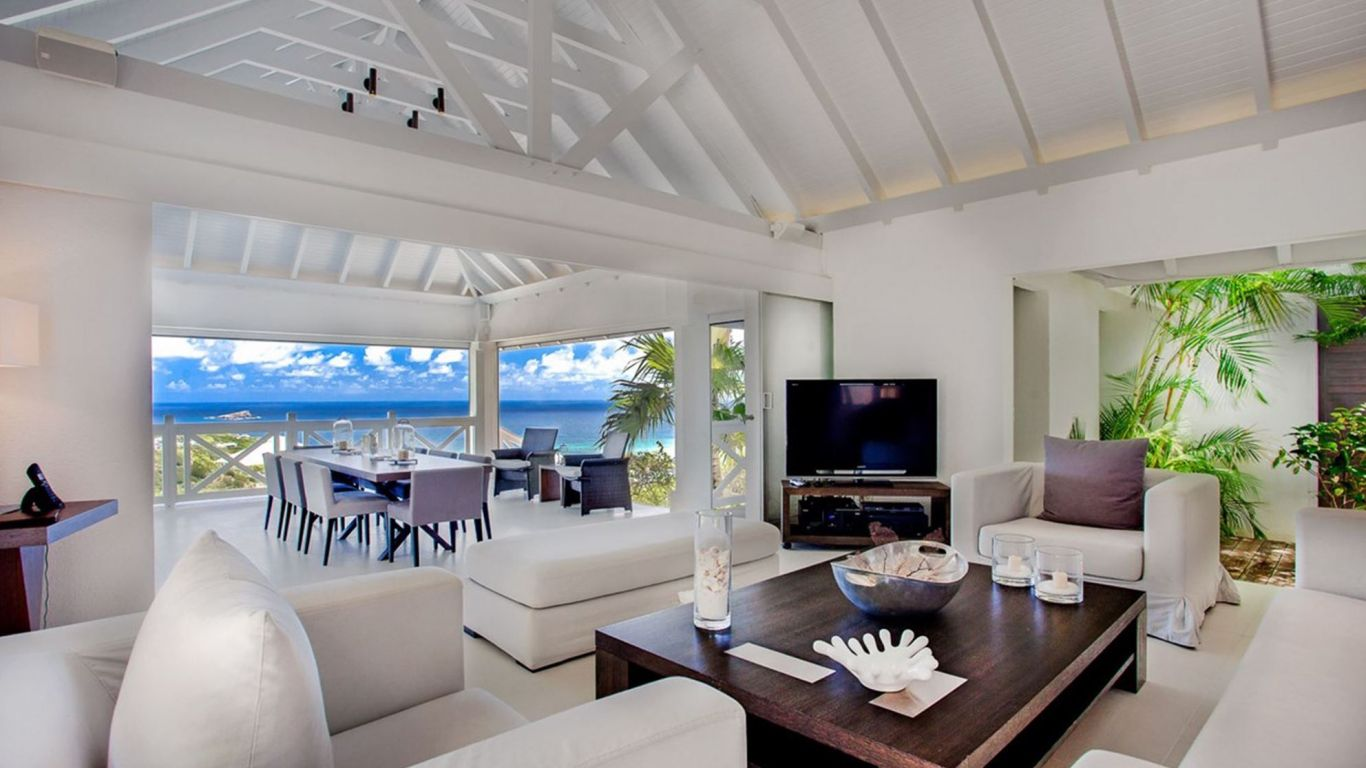 Villa Twylia, Vitet, St. Barth, France