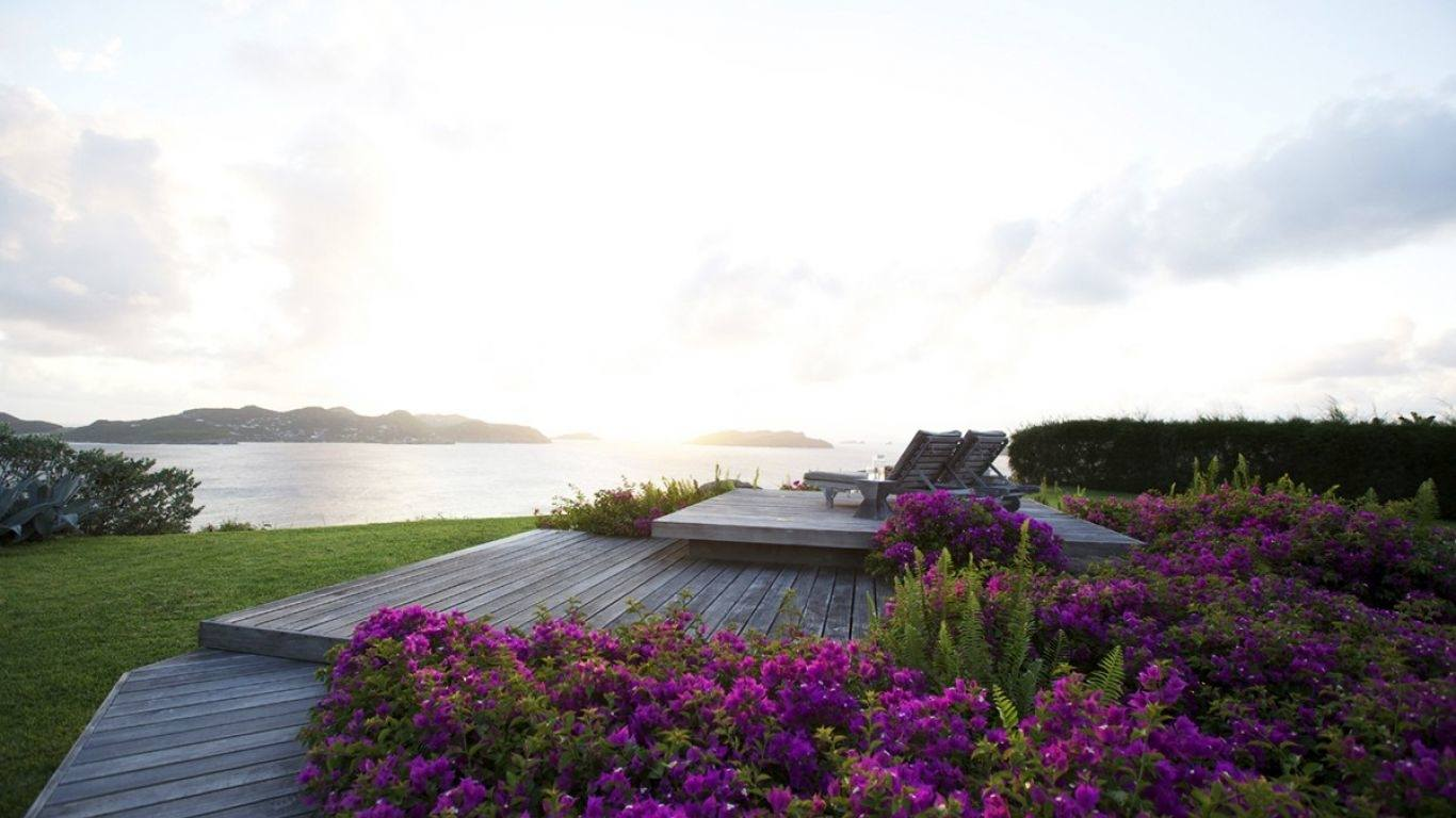 Villa Jean, Pointe Milou, St. Barth, France