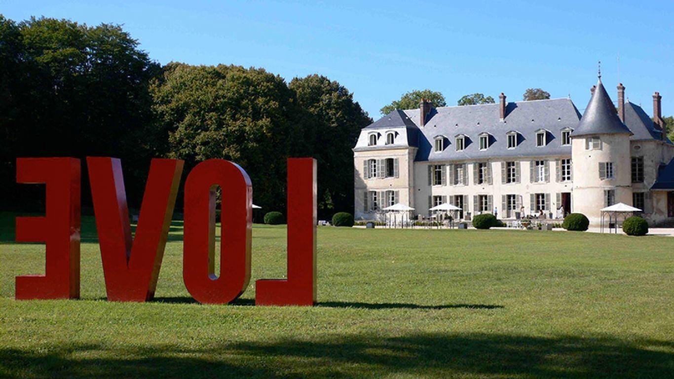 Villa Estelle, Gy-les-Nonains, Paris, France