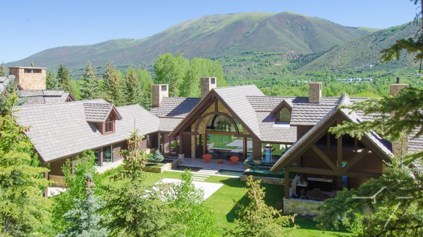 Villa Ria , Aspen, Aspen, USA