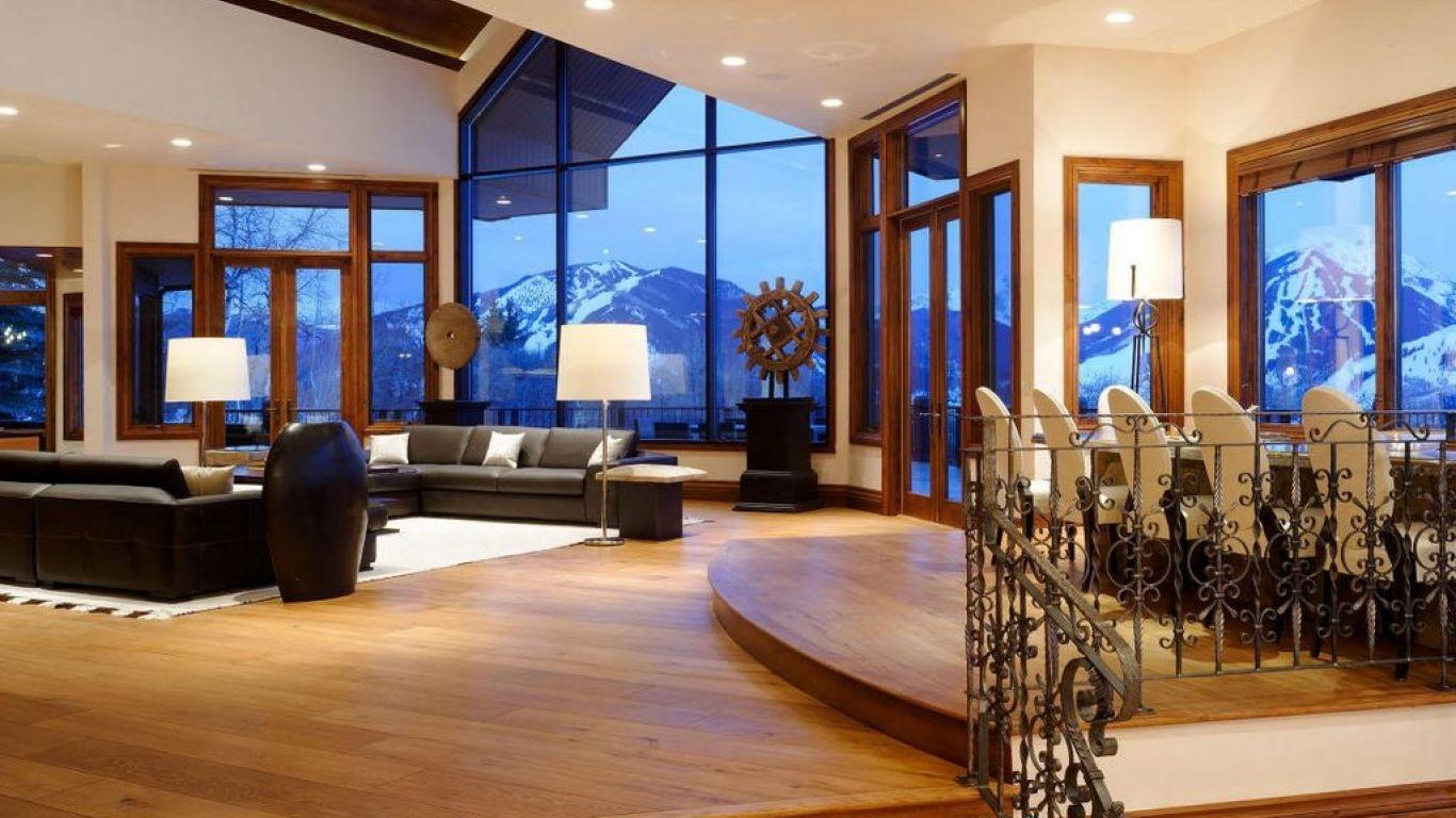 Villa susanne aspen yhi partners - Arredi case moderne ...