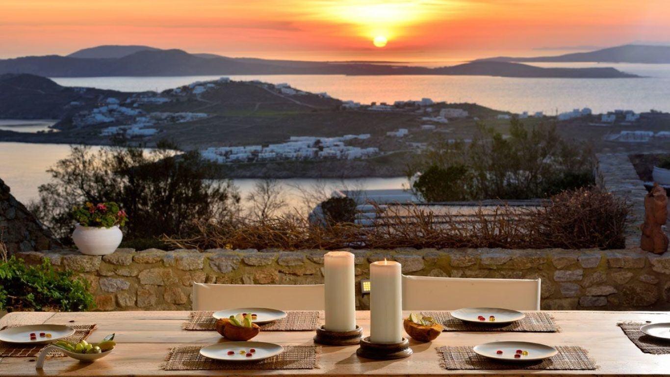 Villa Morgana, Agios Lazaros, Mykonos, Greece