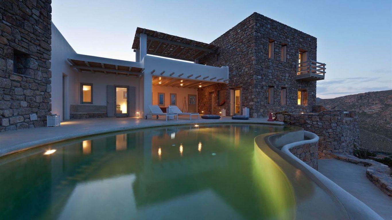 Villa Tanya I, Agrari, Mykonos, Greece