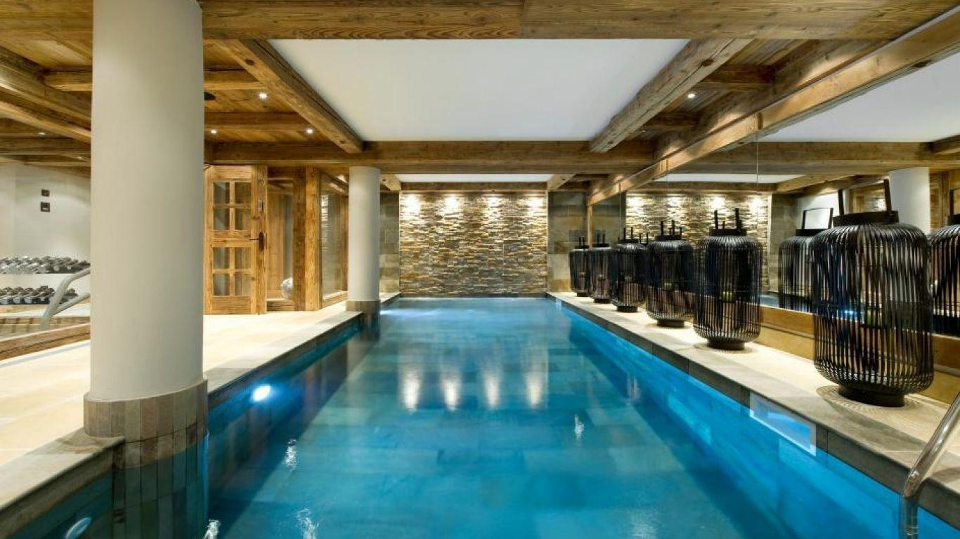 Chalet Le Petit Chateau, Courchevel 1850, Courchevel, France