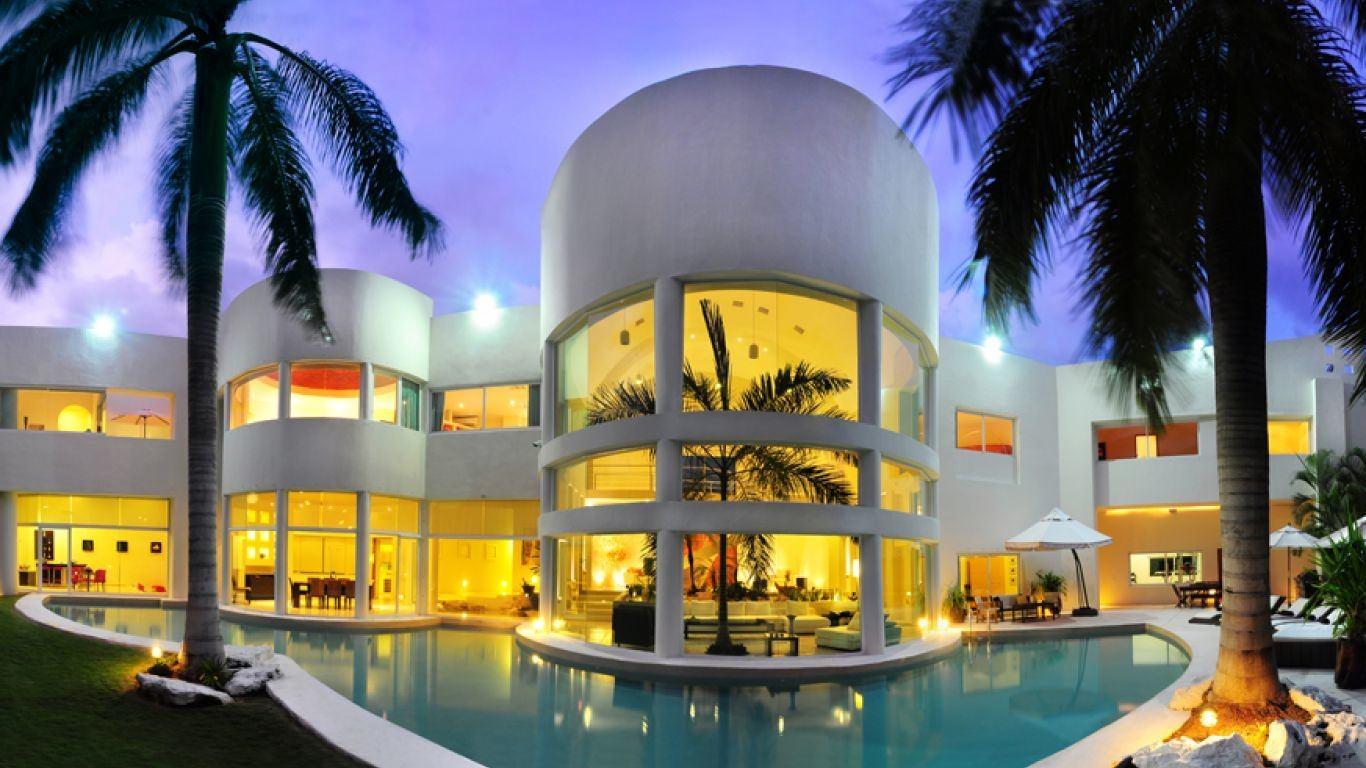 Villa Polly, Playacar, Playa del Carmen, Mexico