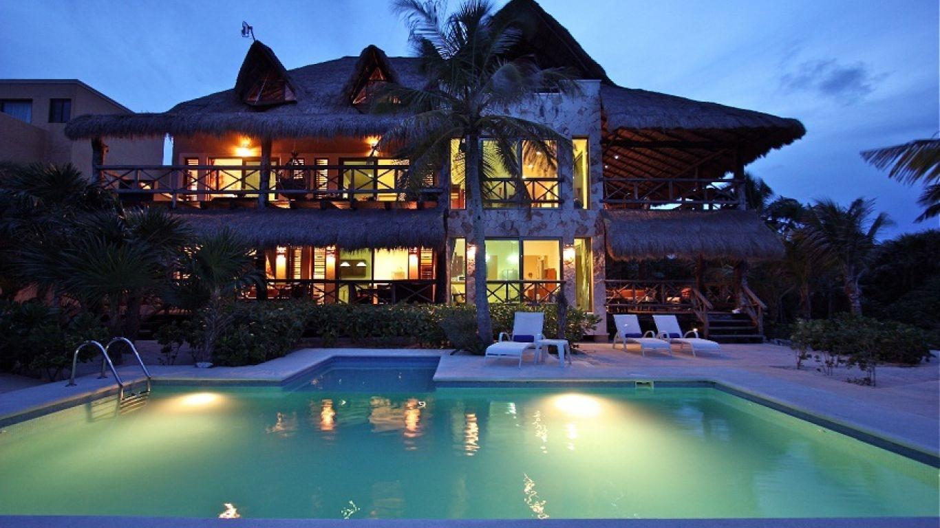Villa Felicia, Soliman Bay, Tulum, Mexico