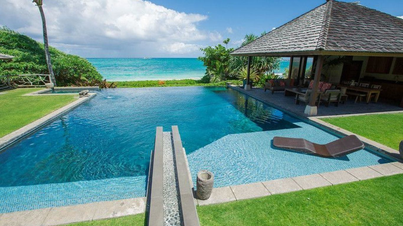 Villa Cristin, North, Oahu, USA