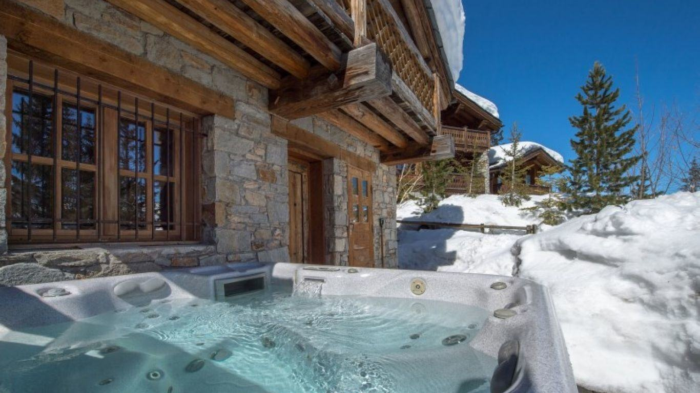 Apartment Rodolf, Courchevel 1850, Courchevel, France