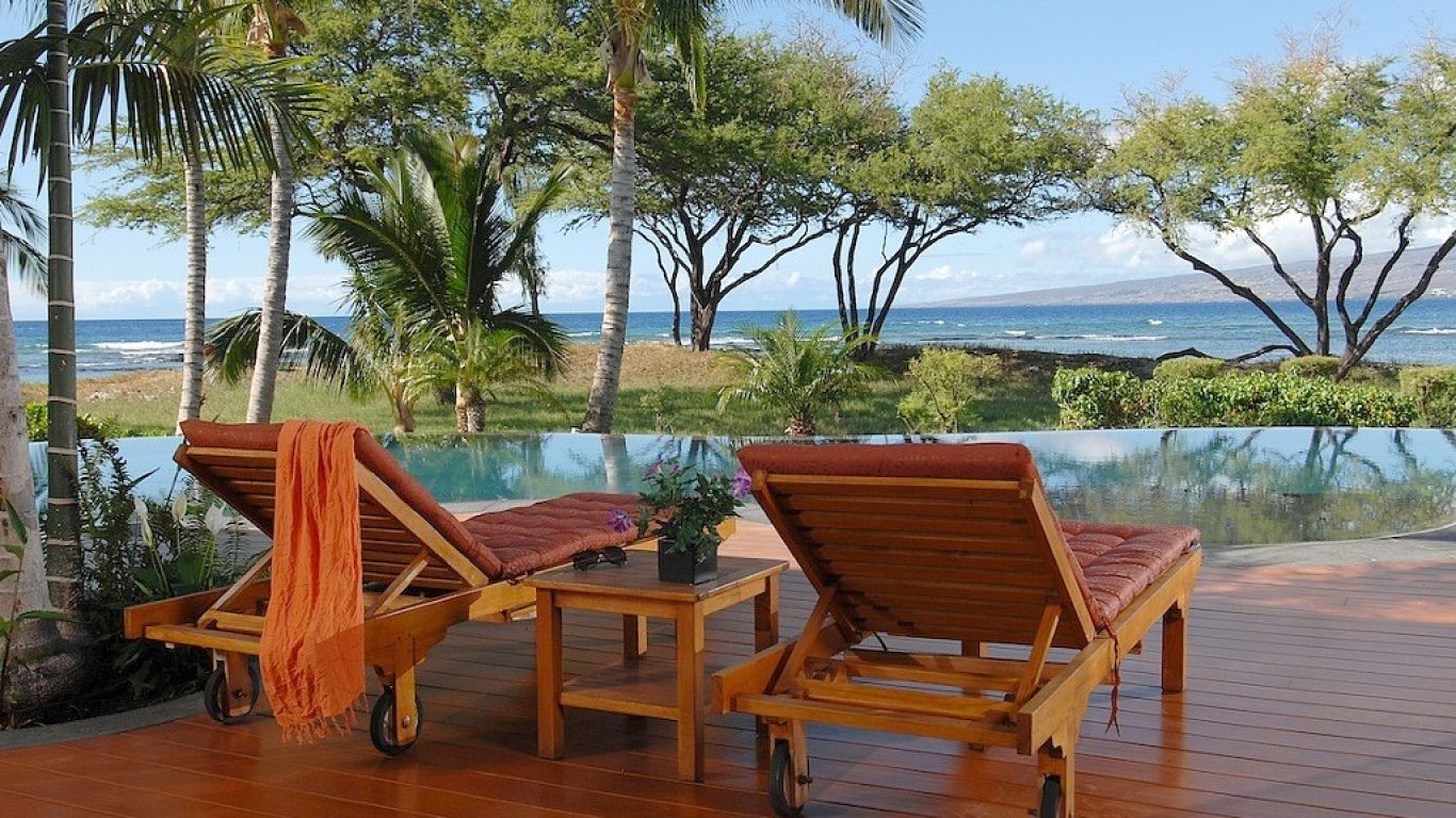 Villa Ezmy, Kohala Coast, Big Island, USA