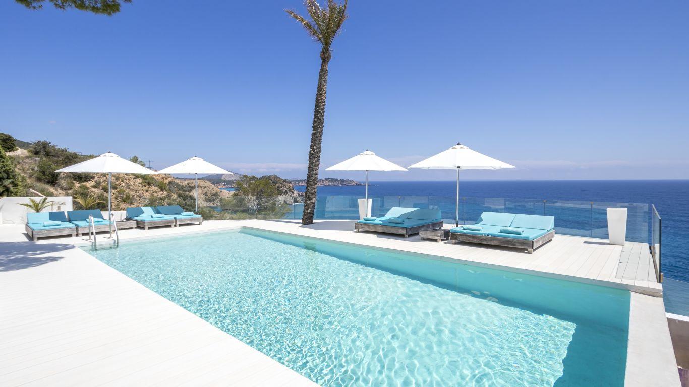 Villa Vicki, Es Cubells, Ibiza, Spain