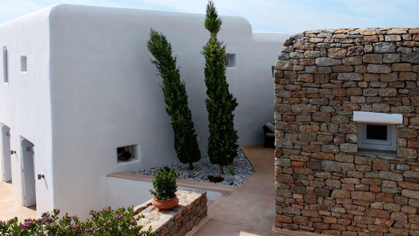 Villa Damaris, Agios Ioannis, Mykonos, Greece