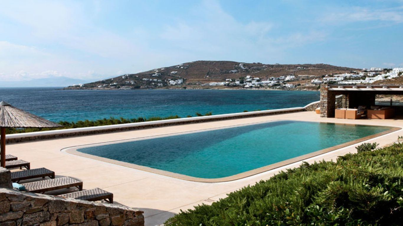 Villa Damaris, Aleomandra, Mykonos, Greece