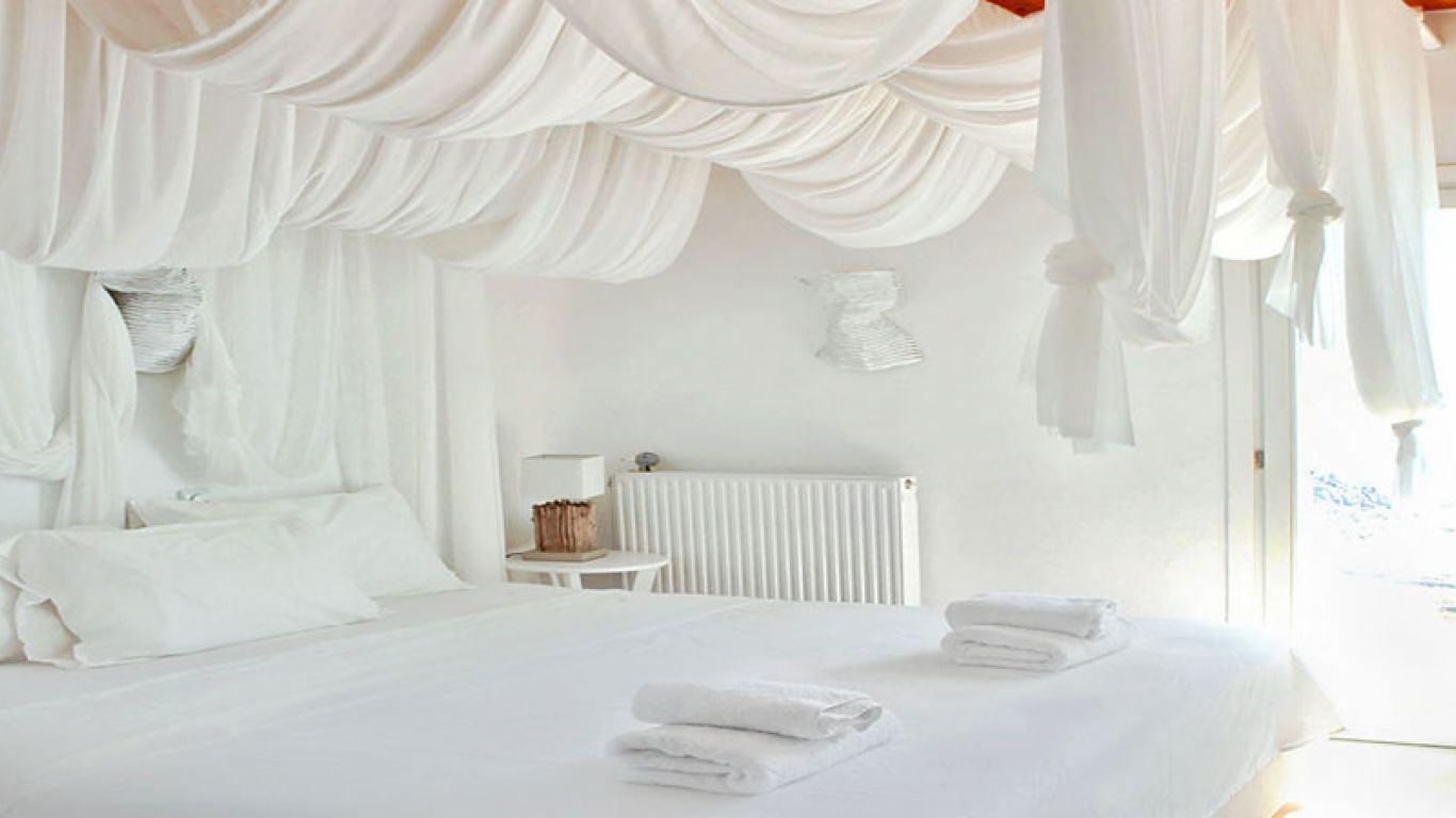 Villa Brenda 1, Kastro, Mykonos, Greece