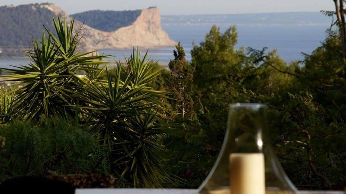 Villa Alene, Cala Jondal, Ibiza, Spain